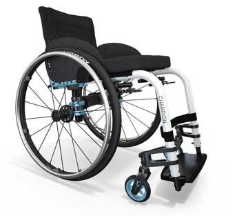 Leichtgewicht-Rollstuhl Küschall Champion