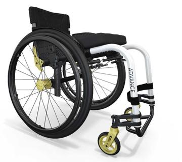 Aktiv-Rollstuhl Küschall Advance