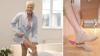 Ausziehhilfe für Socken und Strümpfe