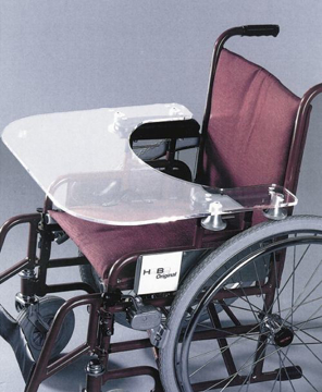 Therapietisch für Rollstühle
