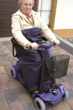 Wickeldecke Rollstuh