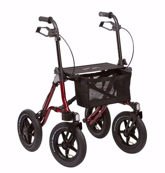 Outdoor Rollator TAiMA-XC