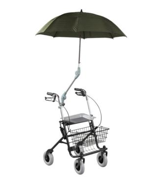 Schirm Rollator