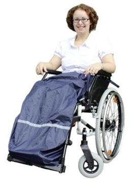 Rollstuhl-Regenschürze