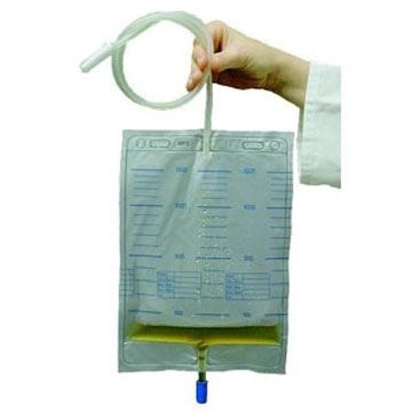 Urin-Beutel mit Abflussventil