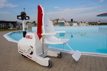 Schwimmbad Lift Panda Pool