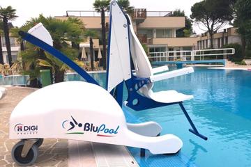 Blu Pool Lift