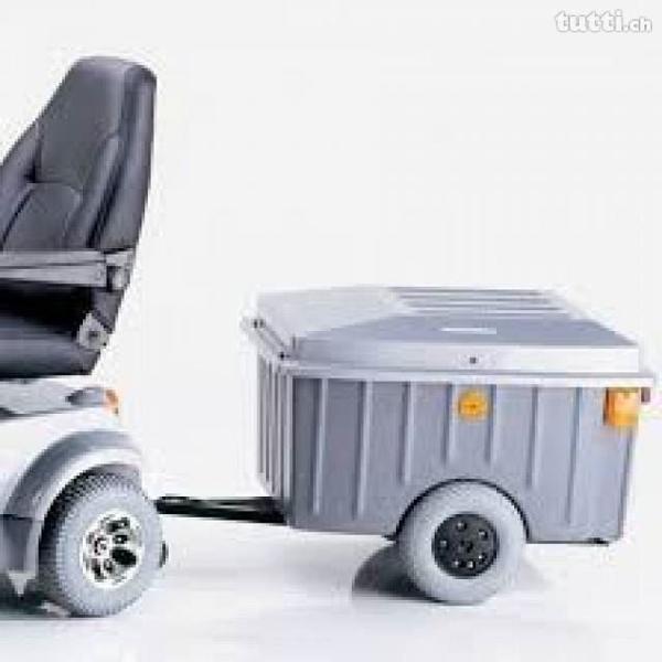 Anhänger Scooter