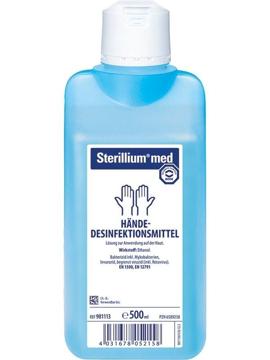 Handdesinfektionmittel Sterillium