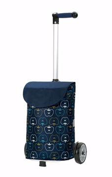 Einkaufswagen Andersen Alu Star Shopper mit Tasche HAVA