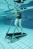 Wasser Laufband Aquajogg