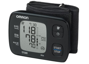 Blutdruckmessgerät Omron RS6
