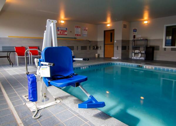 Pool Lift Admiral