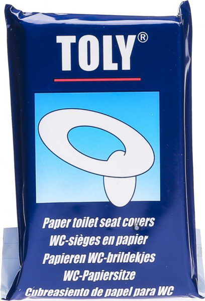Papier-Toilettenbrillen-Abdeckung