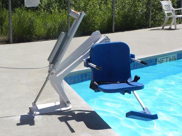 Pool Lift Ranger