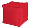 Hocker zu SitFix Sitzsack rot