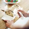 Brot Schneidebrett