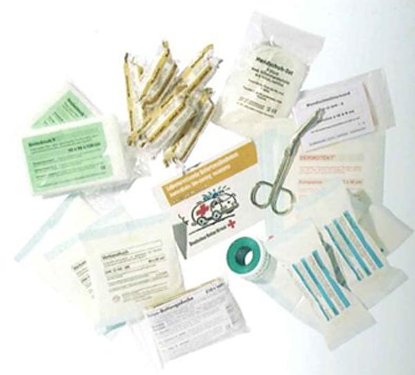 Nachfüllsatz First Aid Verbandschrank Durable