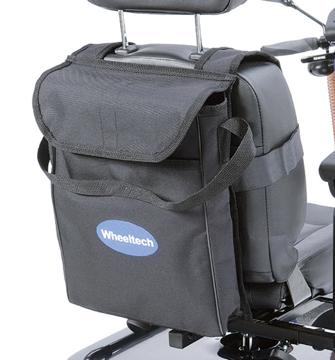 Scooter Satteltasche