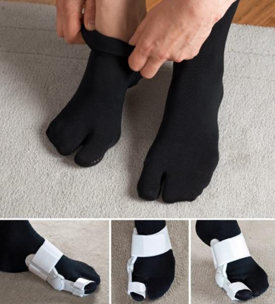 Hallux Valgus Socke