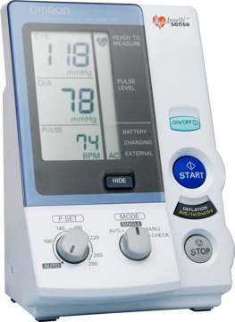 Blutdruckmessgerät HEM-907 Omron