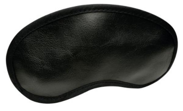 Schlafbrille Sundo Extra Kunstleder schwarz