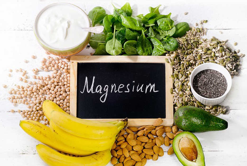 Magnesium nicht vergessen