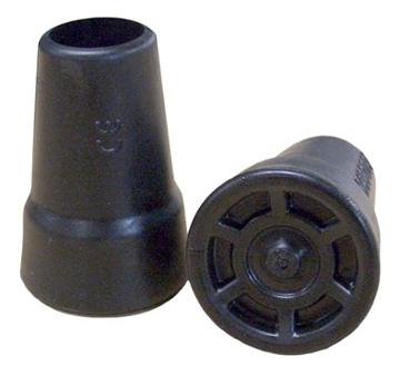 Saugkapsel 22mm schwarz