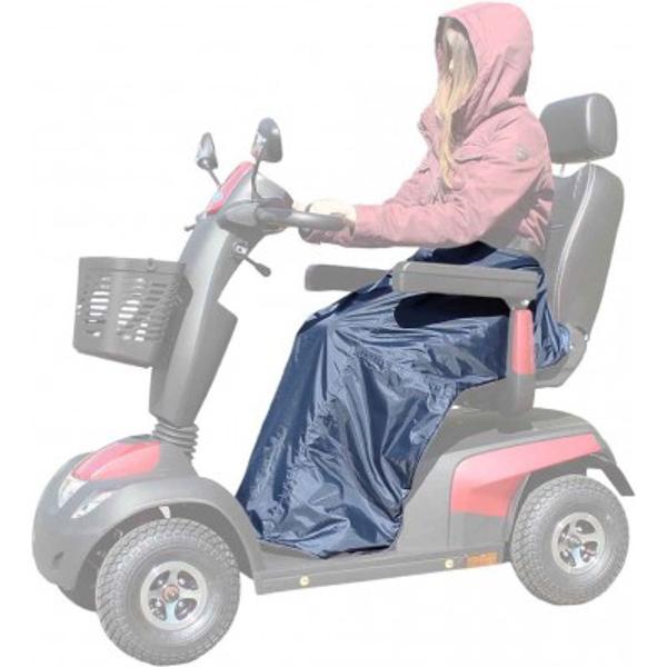 Scooter-Regenschürze ROLKO-rainPRO