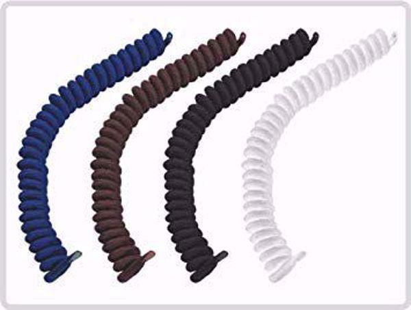 Homecraft Elastische Schnürsenkel, spiralförmig