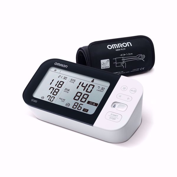 Blutdruckmessgerät Omron M500 Intelli IT