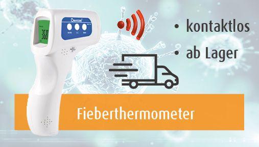 Stirn-Fieberthermometer