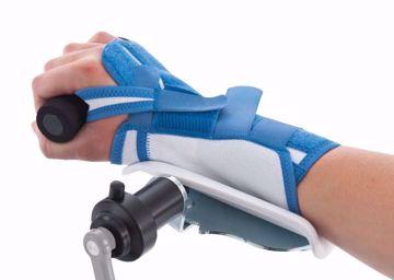 Manschetten für Armauflagen