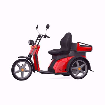 Elektromobil/ Elektro-Dreirad KYBURZ DX2