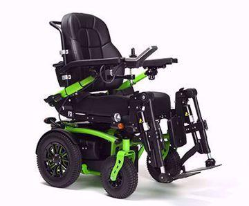Rollstuhl elektrisch Forest 3 Vermeiren