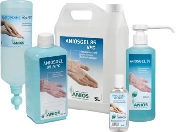 Desinfektionsmittel Aniosgel Ecolab
