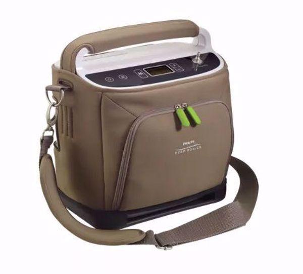 Mobiler Sauerstoffkonzentrator SimplyGo Philips