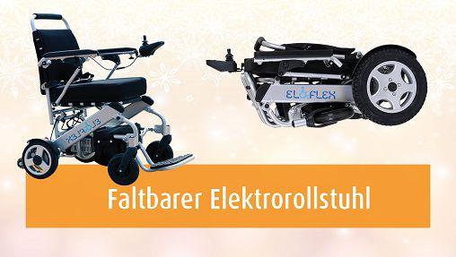Elektrorollstuhl Eloflex